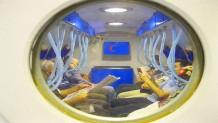 Hiperbarik Oksijen ve Ozon Tedavisi